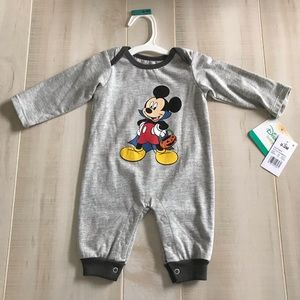 NEW Mickey Mouse Disney Halloween One Piece Outfit
